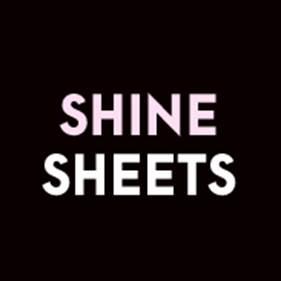Shinesheets